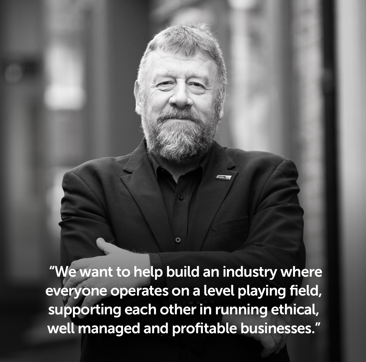 Ian Cass quote in support of pubs