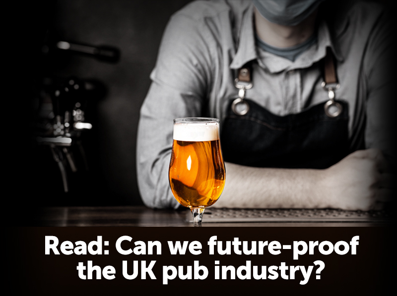 Can we future-proof the UK pub industry?
